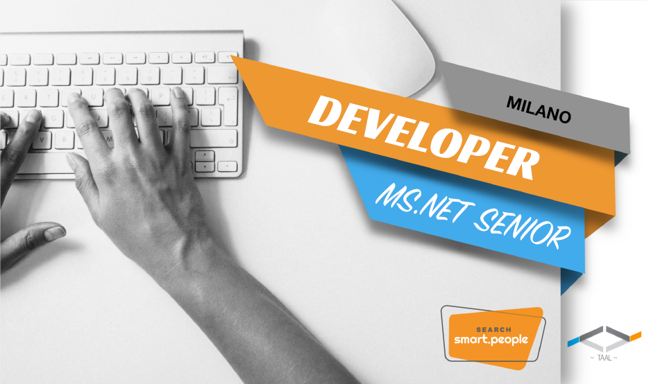.NET developer- Rif. MI 70