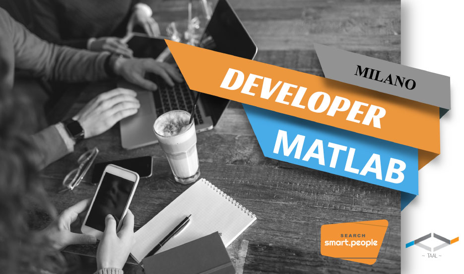 Matlab developer- Rif. MI 71