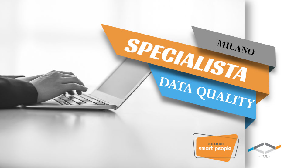 Data Quality Product Specialist - Rif. MI 59