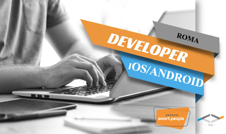 Developer iOS / Android - Rif. RM 91